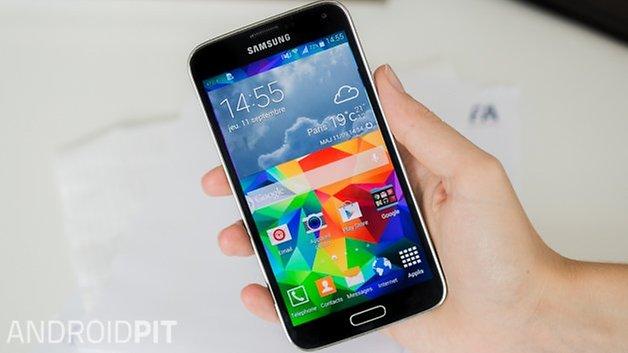 Samsung Галактика S5 3