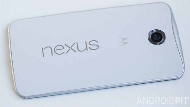 Nexus 6 использует ANDROIDPIT 3