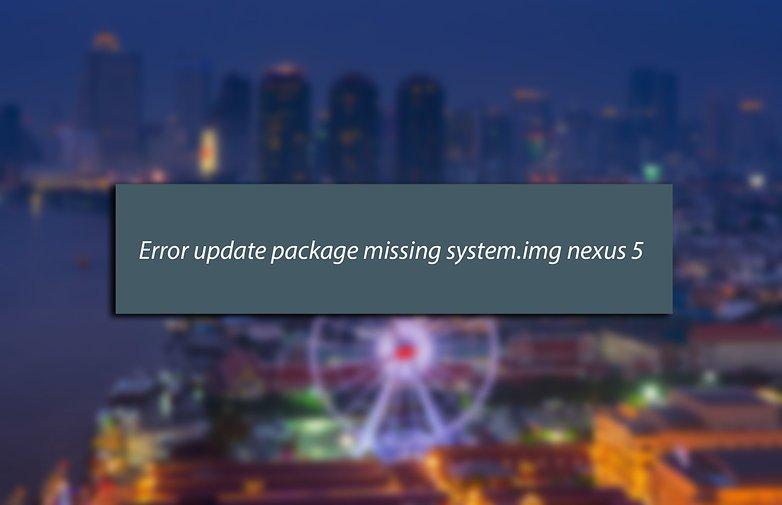 проблемы с Android lollipop решения отсутствует система img image 01