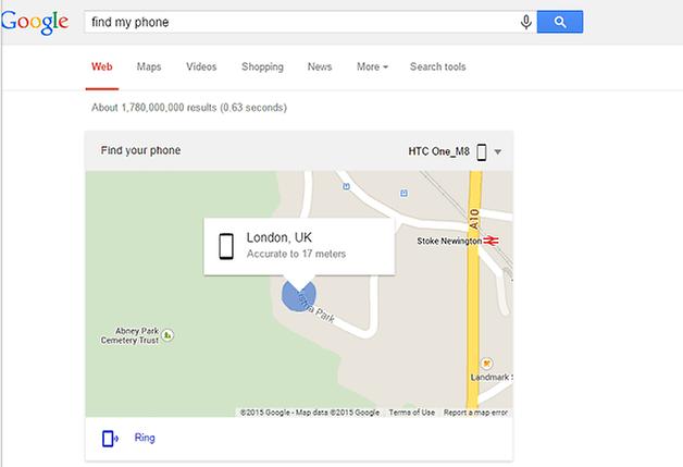 androidpit найди мой телефон