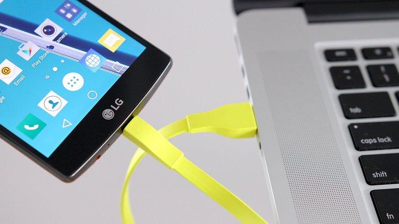 androidpit usb смартфон пк 3