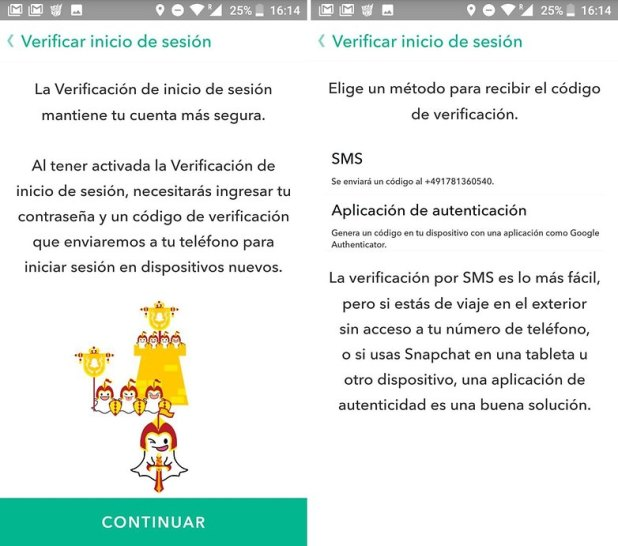 AndroidPIT trucos snapchat 02