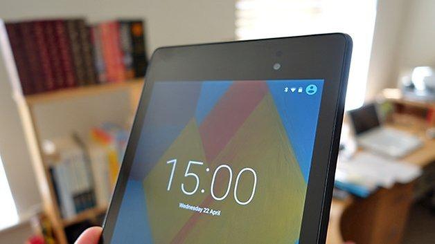 AndroidPIT Nexus 7 2013 задерживается
