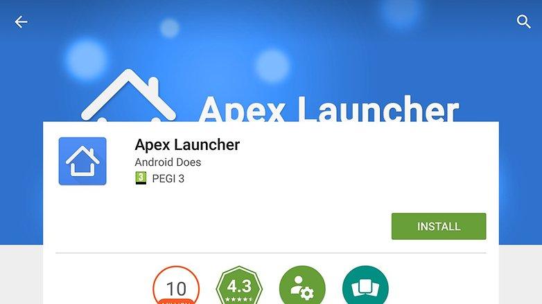 пусковая установка androidpit apex