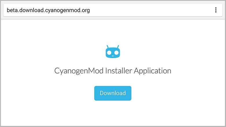 androidpit cyanogenmod устройство скачать