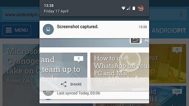 androidpit nexus 6 скриншот