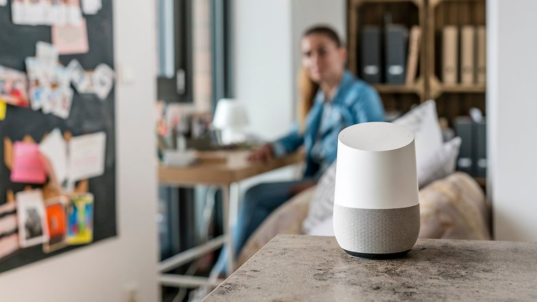 Google Home Tink Androidpit