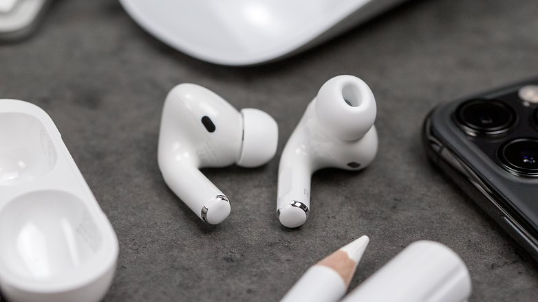 AndroidPIT airpods pro 7