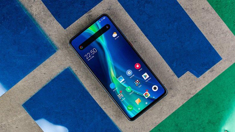 androidpit xiaomi mi 9t полный перед