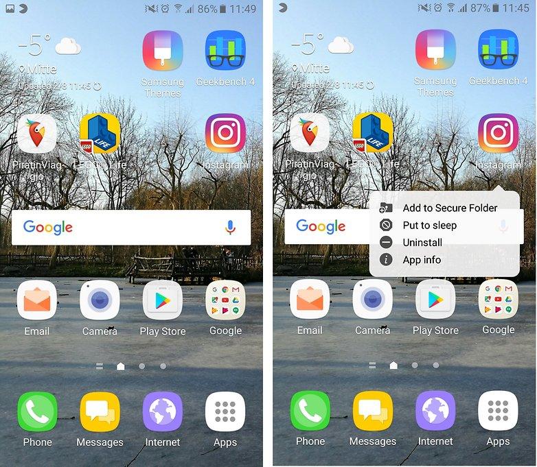 androidpit a5 обзор программного обеспечения