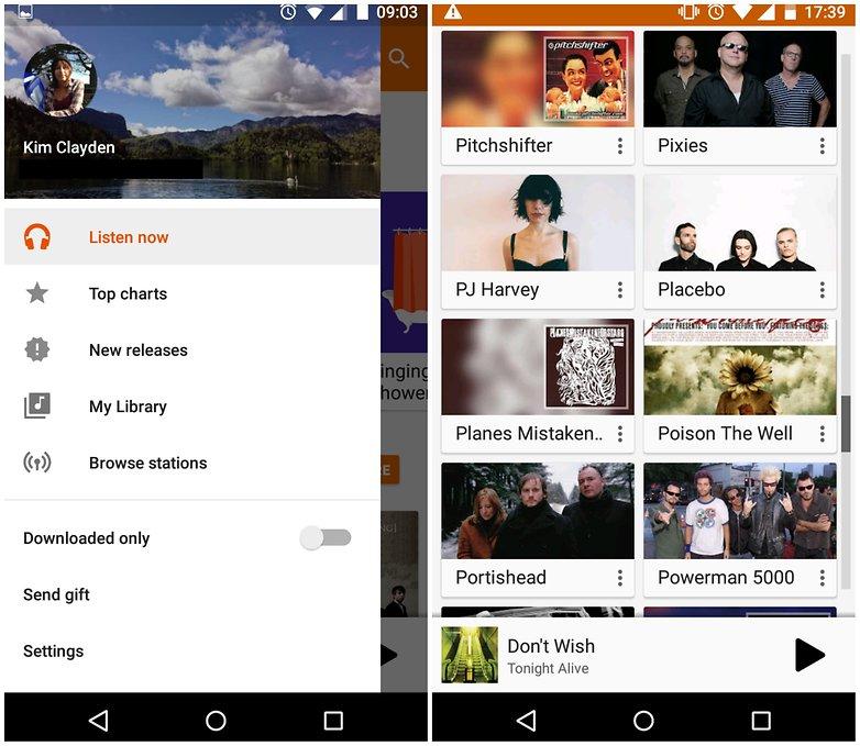 itunes google play music2