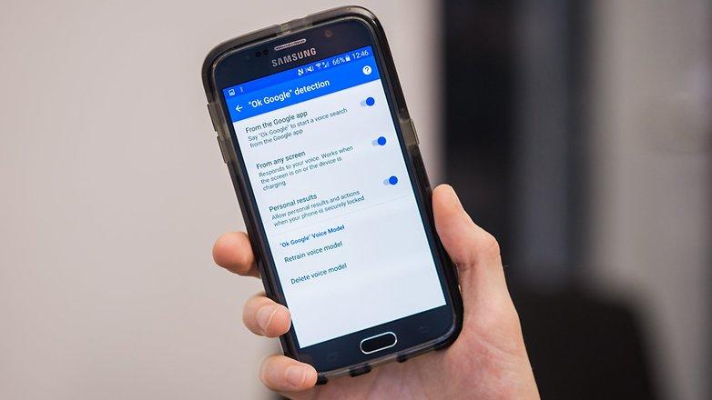 AndroidPIT хорошо, обнаружение Google