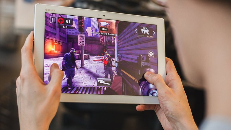 AndroidPIT dead trigger 2 1