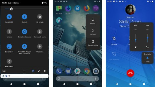 central controla android p