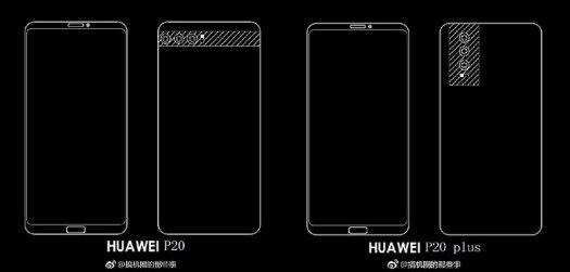 huawei p20 p20plus