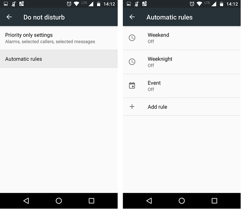 androidpit marshmallow notifications donotdisturb settings 2