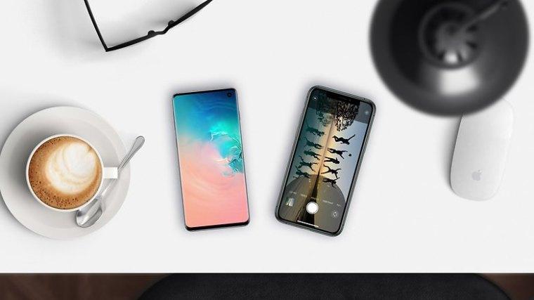 s10 vs iphone 11 pro