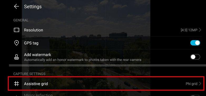 02 решетка подсказок камеры