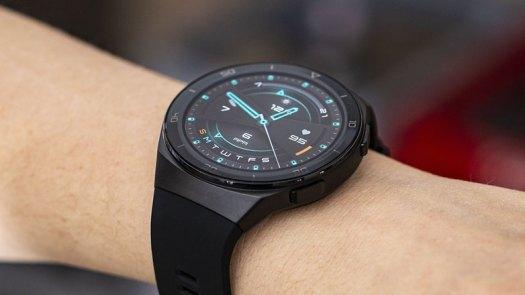 AndroidPIT huawei watch gt 2e wrist