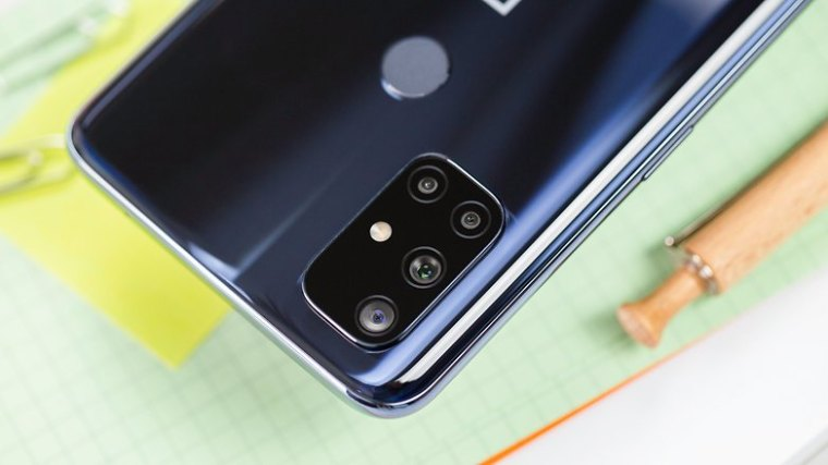 NextPit OnePlus Nord N10 camera nextpit