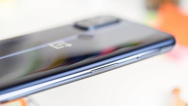 NextPit OnePlus Nord N10 side nextpit
