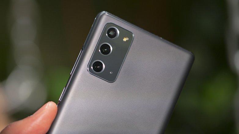 NextPit samsung galaxy note 20 camera