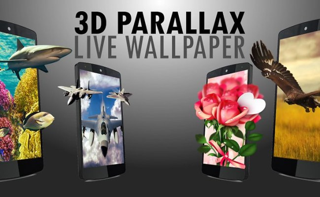 Free Theme 3d Parallax Wallpaper Androidpit Forum