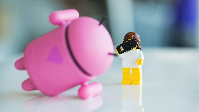 AndroidPIT Джессика и Ира OnePlus 3 тест камеры 9836