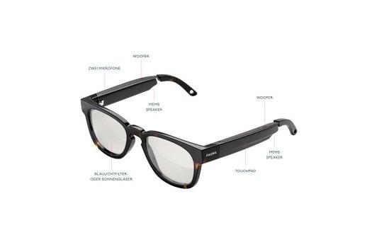Glasses Illustration Description GER