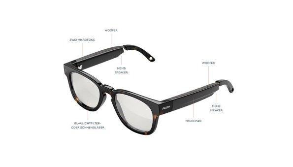 Fauna lance enfin ses lunettes audio très branchées   NextPit