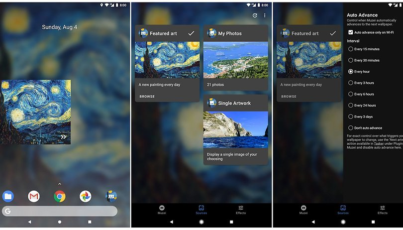 Change Wallpaper Automatically Android App - Download ...