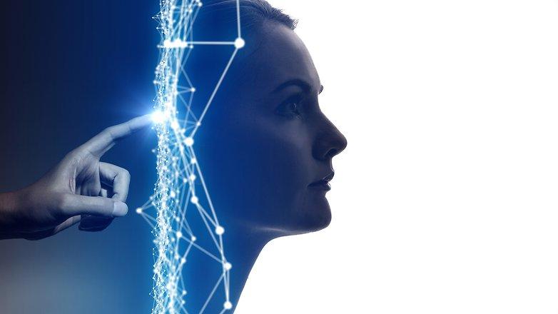 AI робот 06