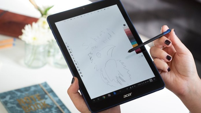 Recensione Acer Chromebook Tab 10: rimani a scuola