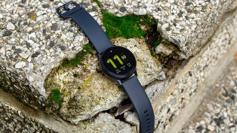 AndroidPIT Samsung Galaxy Watch Active2 Outdoor