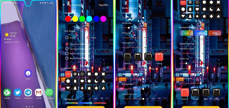 5 apps android ios semaine 37 round light rgb