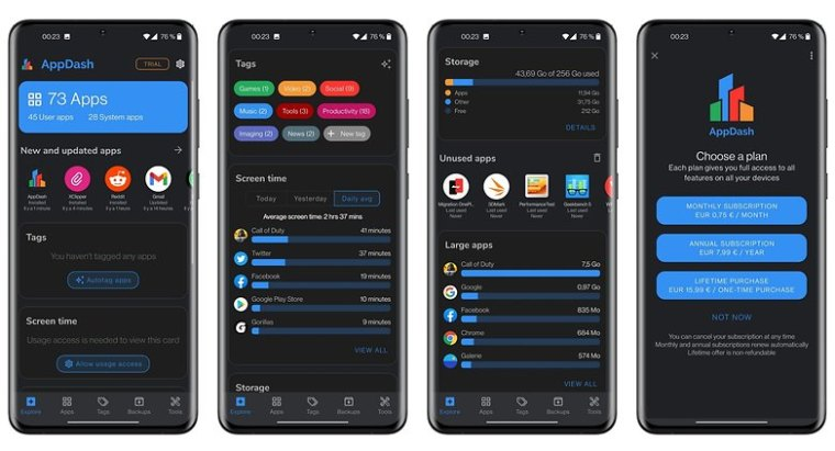 5 apps week 28 2021 appdash