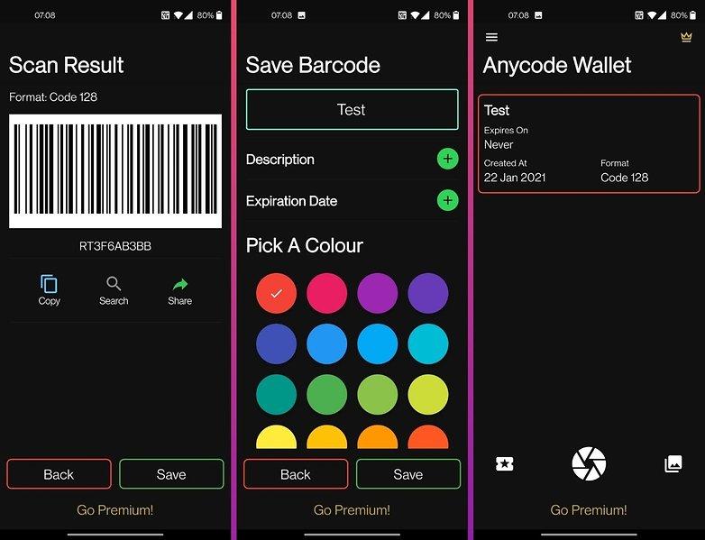 4 5 apps week anycode bag