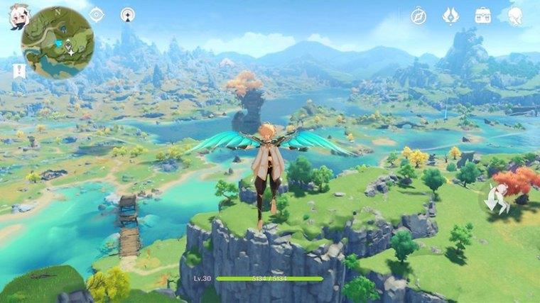 best mobile games 2020 genshin impact