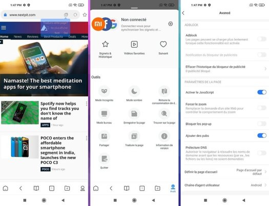 how to remove miui xiaomi ads browser