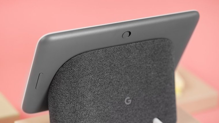 NextPit Google Nest Hub buttons