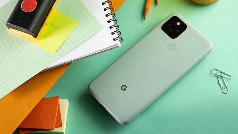 NextPit Google Pixel 5 back