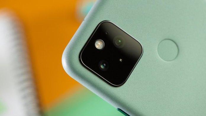 NextPit Google Pixel 5 camera