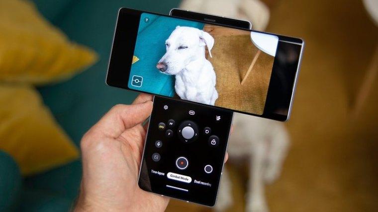 NextPit LG Wing camera app