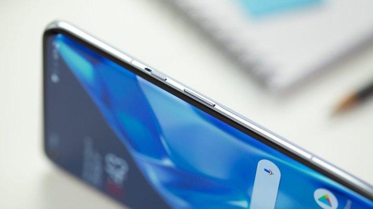 NextPit OnePlus 9 Pro side
