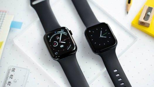 NextPit Oppo Watch apple