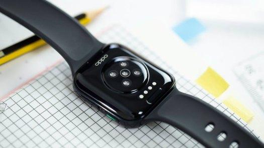 NextPit Oppo Watch sensor