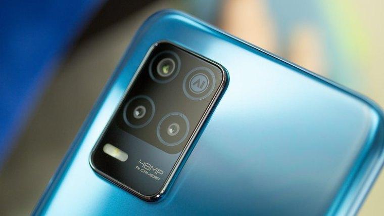 NextPit Realme 8 5G camera