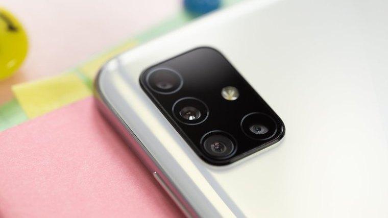 NextPit Samsung Galaxy A51 camera