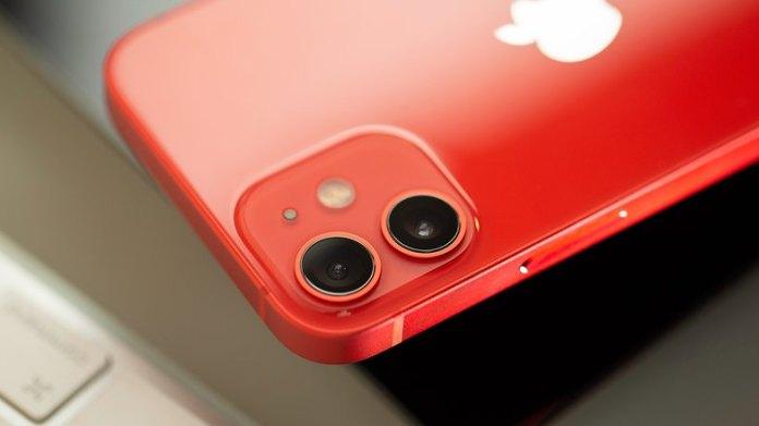NextPit iPhone 12 Mini camera