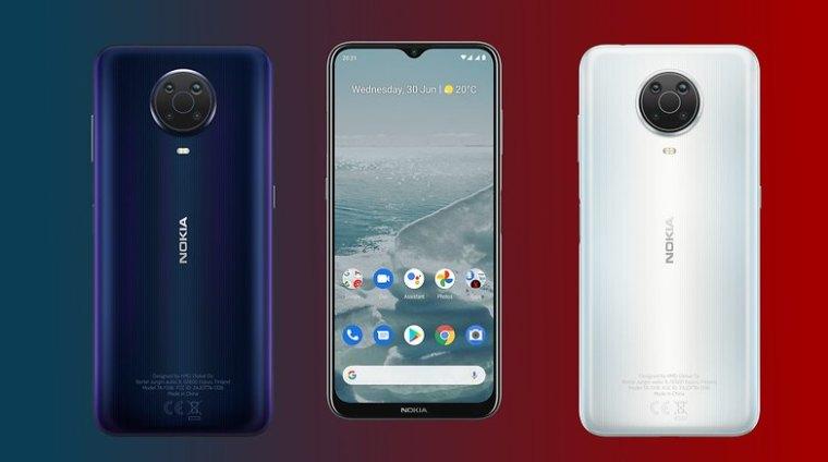Nokia G20 NextPit Teaser